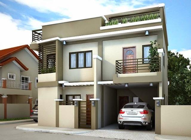 تصميمات منازل فخمة 2020 1