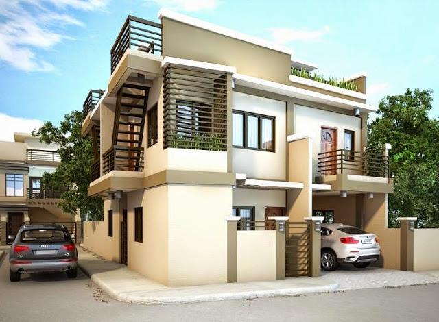 تصميمات منازل فخمة 2020 2