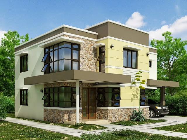 تصميمات منازل 1