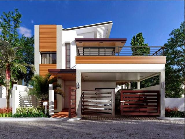 فلل من الخارج 2020 تصاميم منازل 1