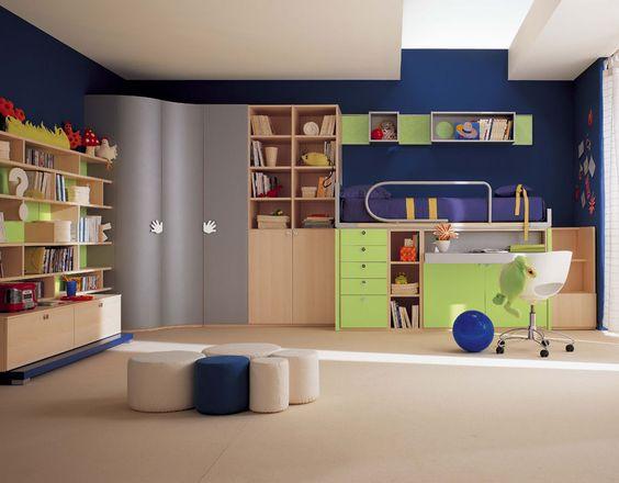 الوان غرف اطفال 2020 5