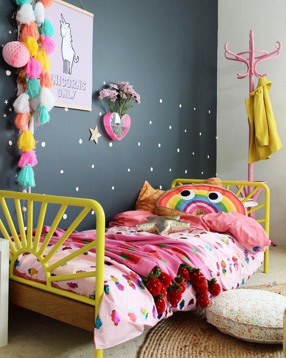 الوان غرف اطفال 2020 دهانات غرف اطفال ميكساتك