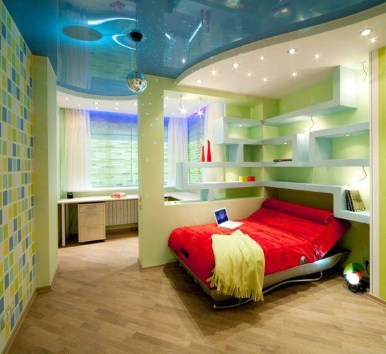 دهانات غرف اطفال 2020 3