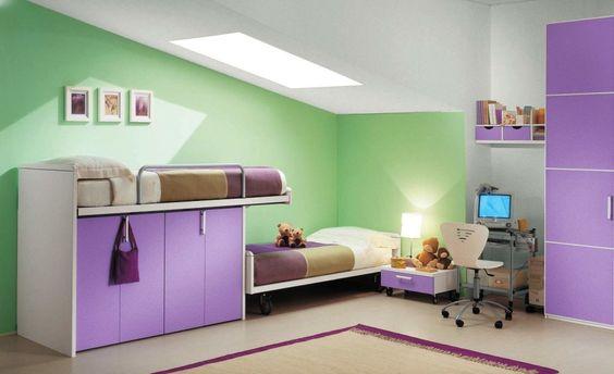 غرف اطفال 2020 دهانات غرف اطفال 3