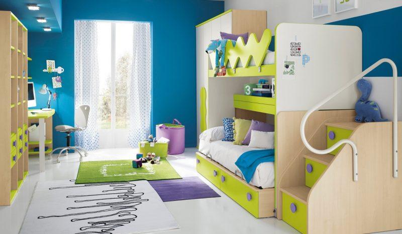 غرف اطفال 2020 ديكورات غرف اطفال 2