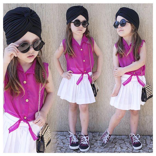 ملابس اطفال بنات2020 3