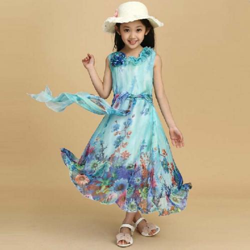 ملابس بنات صغيرة حلوة 2020 3