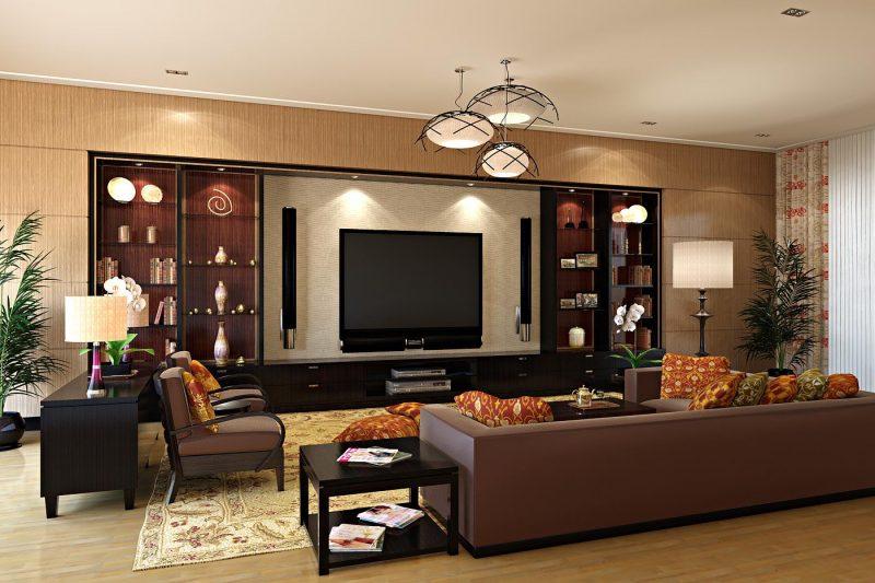 تصميمات غرف معيشة 2020 2