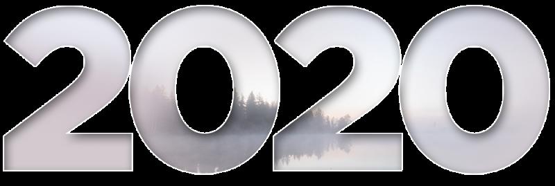 تهنئة بعام 2020 1