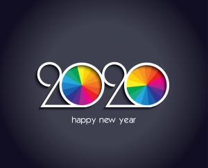 تهنئة عام2020
