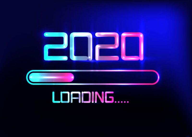 تهنئه بعام 2020