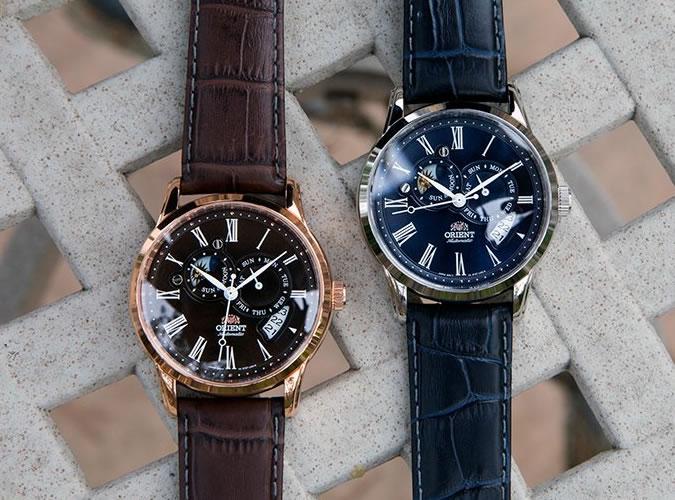 ساعات Orient 2