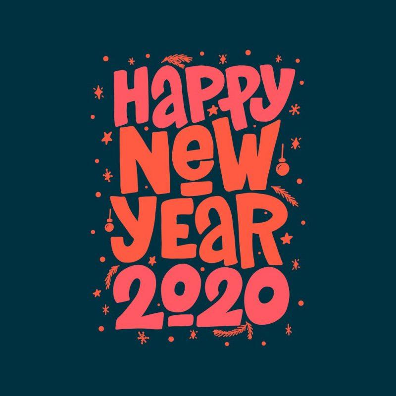 العام الجديد 2020 3
