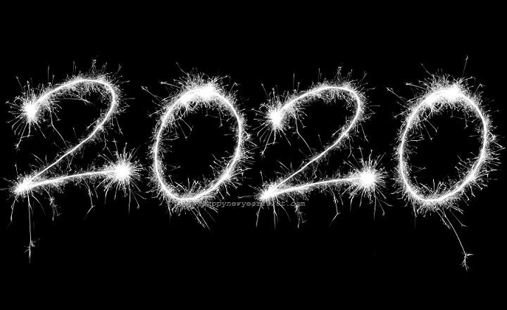 تهنئة بالعام الجديد2020