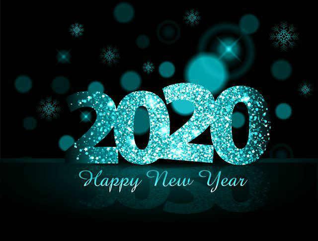 تهنئة بعام 2020 2