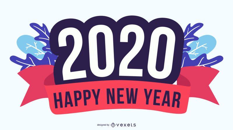 تهنئة بمناسبة العام الجديد 2020 2
