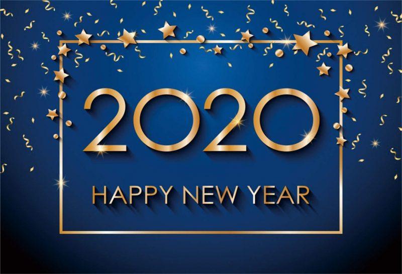 تهنئة بمناسبة العام الجديد2020 1