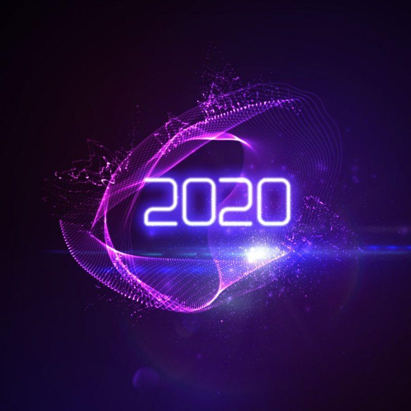 تهنئة بمناسبة العام الجديد2020 2