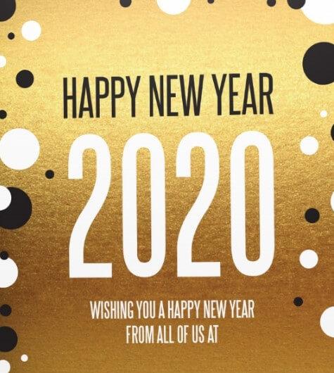 تهنئة 2020 1 1