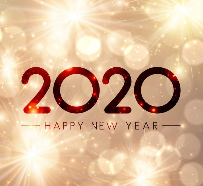 تهنئه بالعام 2020 2