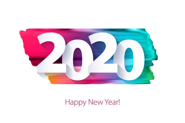عام جديد2020