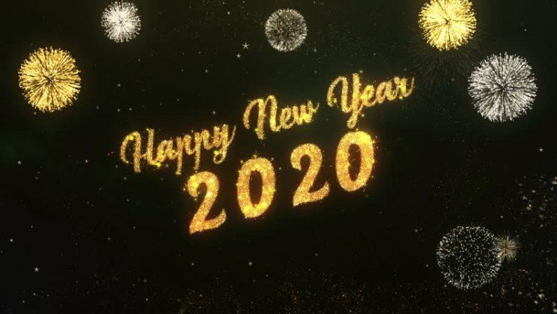 للتهنئة بالعام الجديد2020 1