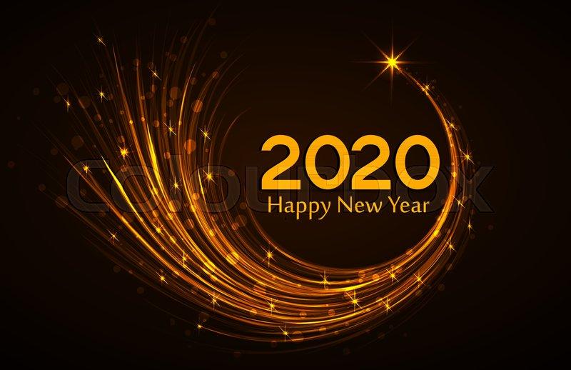2020 تهنئة بالعام الجديد 1