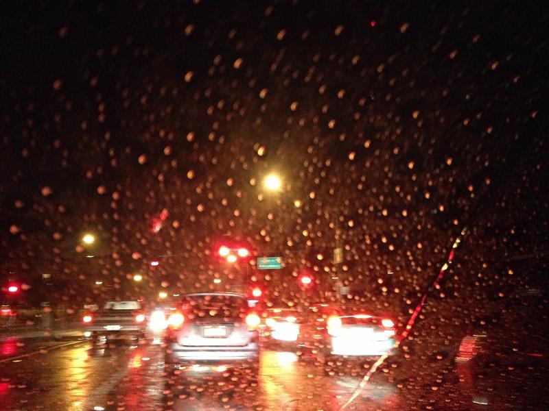 صور تعبر عن المطر 1