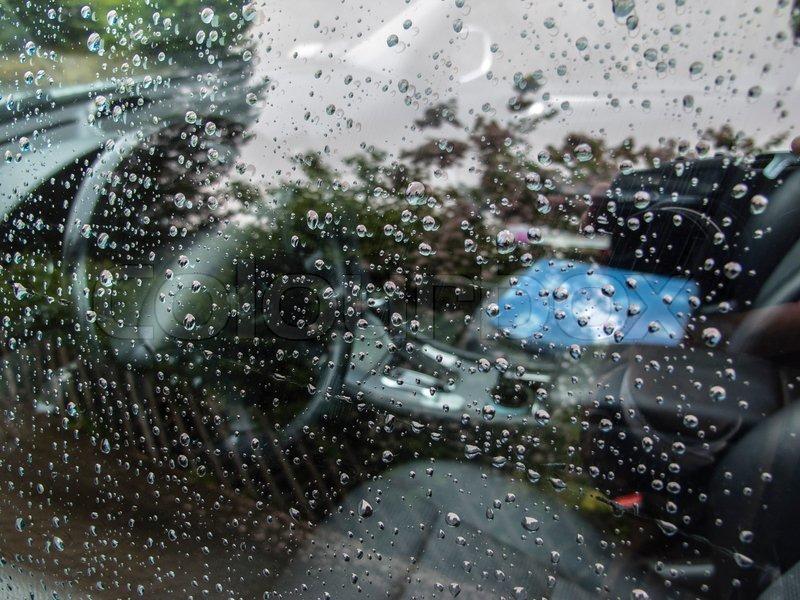 صور عن المطر والبرد 3