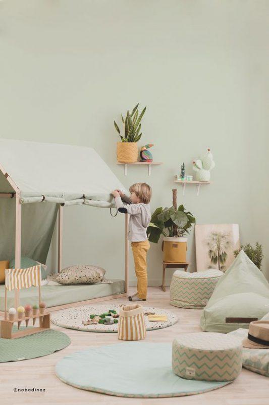 اجمل ديكورات غرف نوم اطفال 2020 1