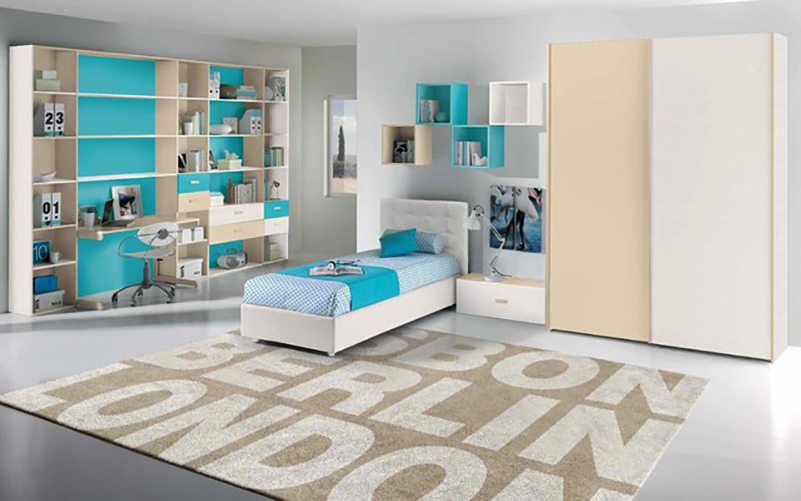 اجمل صور غرف نوم اطفال 2020 2