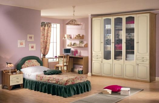 اجمل غرف نوم اطفال 1