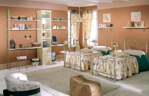 اجمل غرف نوم اطفال 2