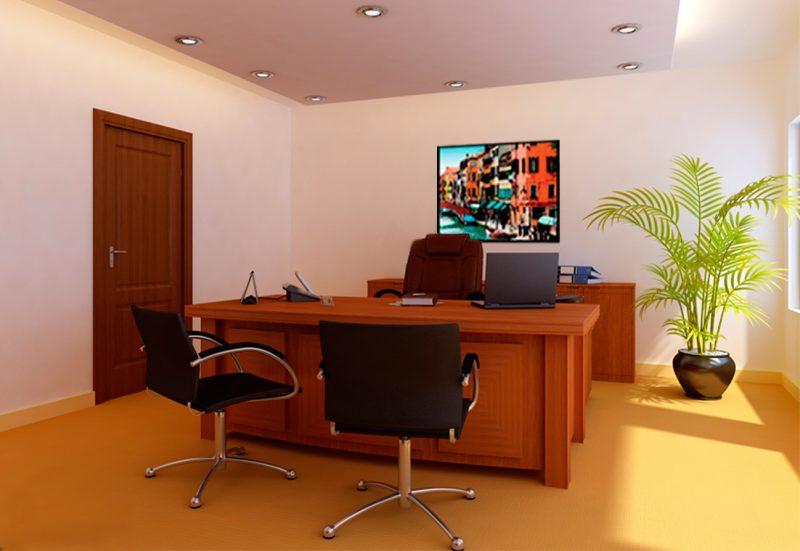 ديكورات مكاتب 2