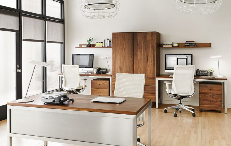 صور غرف مكتب 3