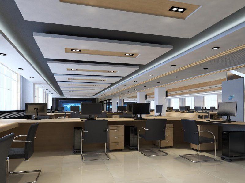غرفة مكتب 2