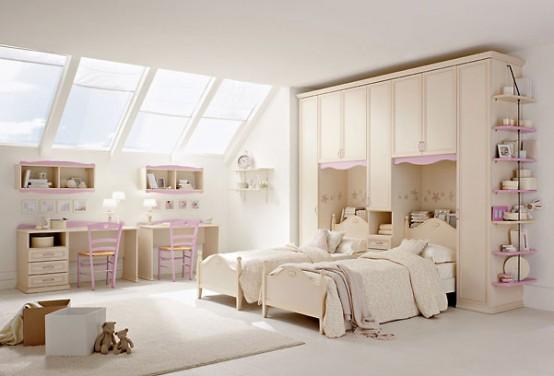 غرف نوم اطفال جميلة 2