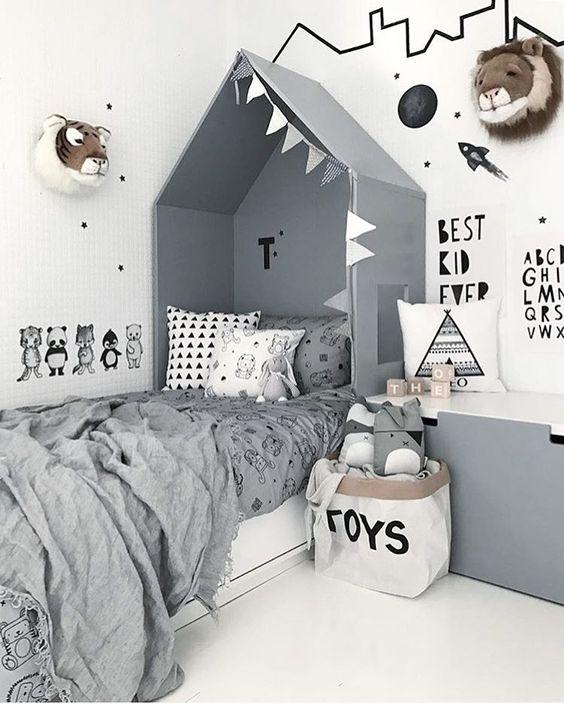 غرف نوم اطفال ديكورات جديدة 2020 1