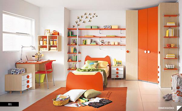 غرف نوم اطفال ديكورات جديدة 2020 2
