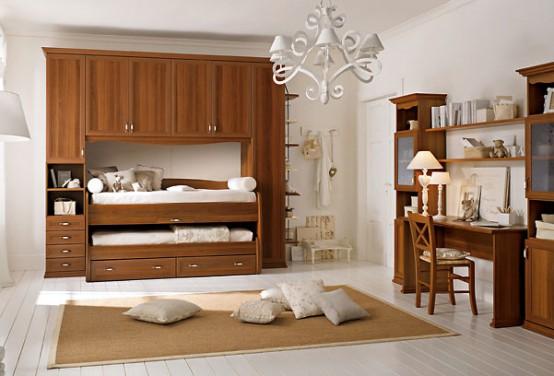 غرف نوم اطفال راقية 2