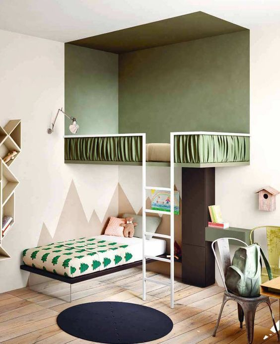 غرف نوم اطفال شيك 2020 1