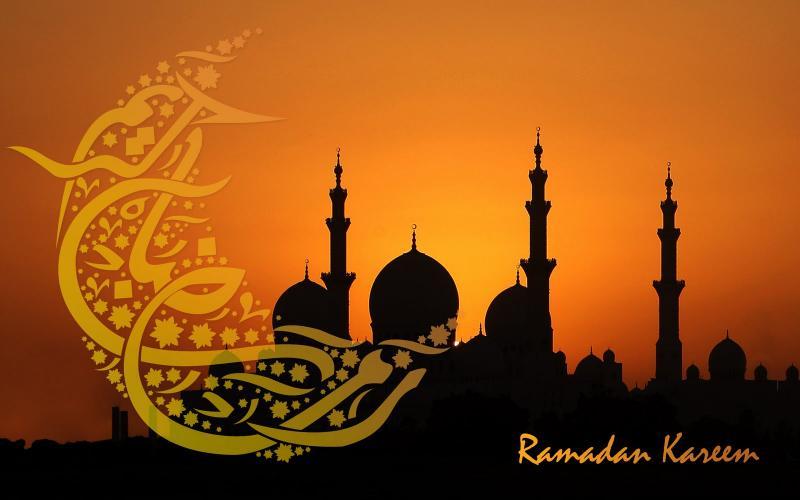 تهنئة شهر رمضان الكريم 2020 خلفيات رمضان 21