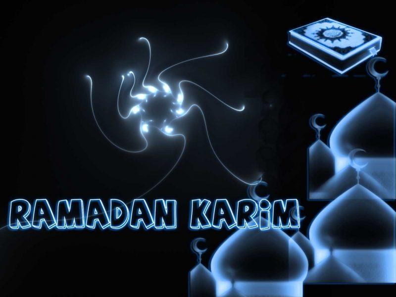 تهنئة شهر رمضان الكريم 2020 خلفيات رمضان 24
