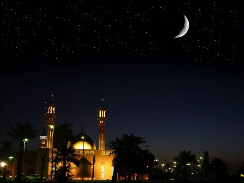 تهنئة شهر رمضان الكريم 2020 خلفيات رمضان 25