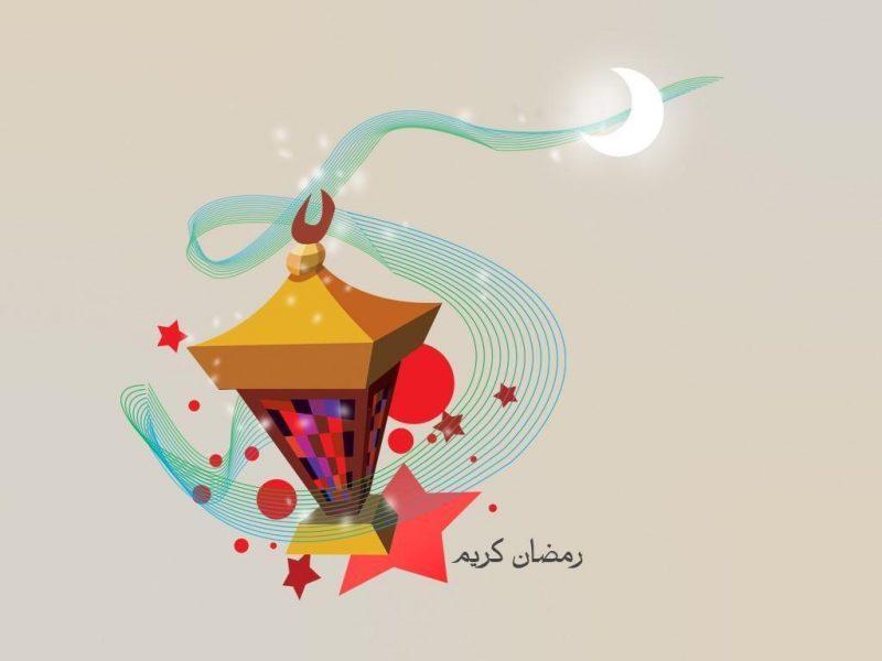 تهنئة شهر رمضان الكريم 2020 خلفيات رمضان 26