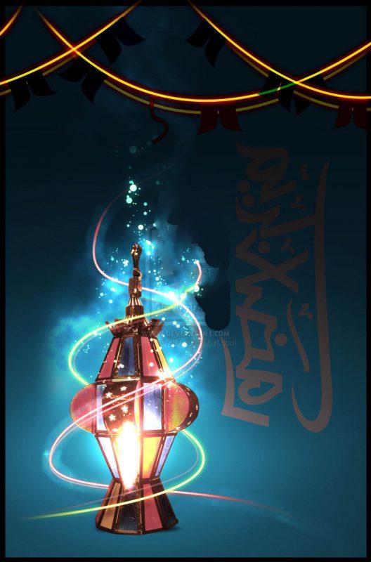 تهنئة شهر رمضان الكريم 2020 خلفيات رمضان 38