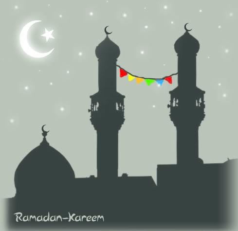 تهنئة شهر رمضان الكريم 2020 خلفيات رمضان 40