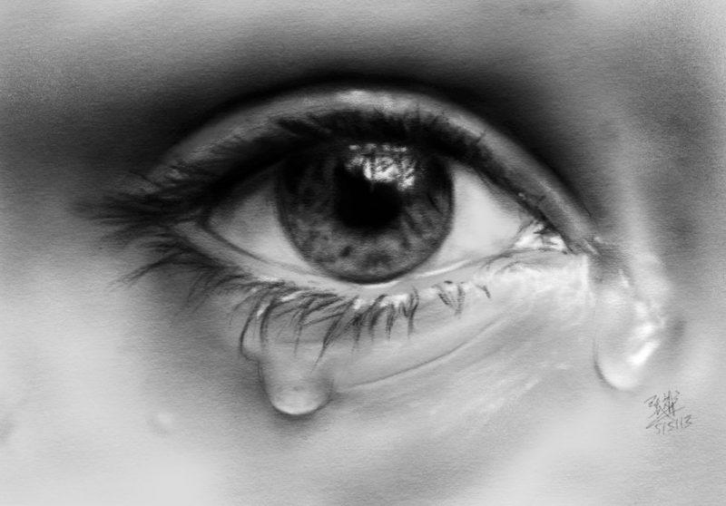 دموع العين 2