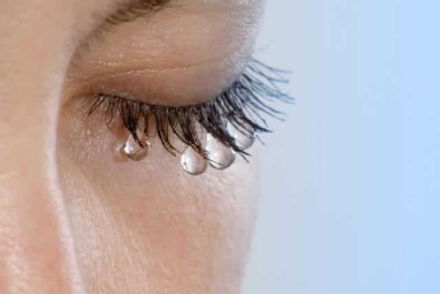 حزن العيون صور