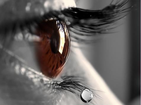 خلفيات عيون حزينة جدا 2